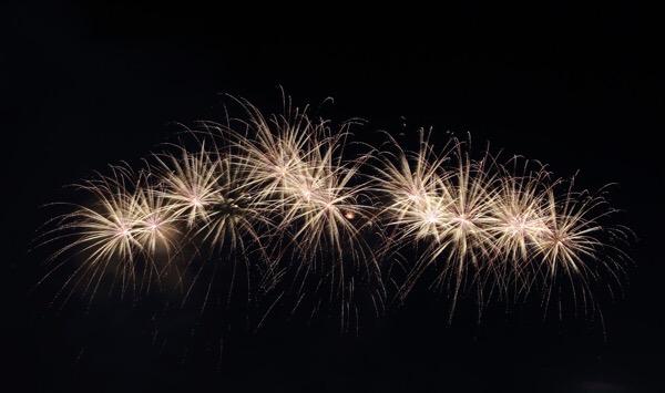 どんどん高松の穴場、屋島山上獅子の霊巌展望台から見みたが…【さぬき高松まつり 花火大会】