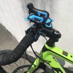 【レビュー】DBPOWERの自転車用スマホホルダーを買ってみた